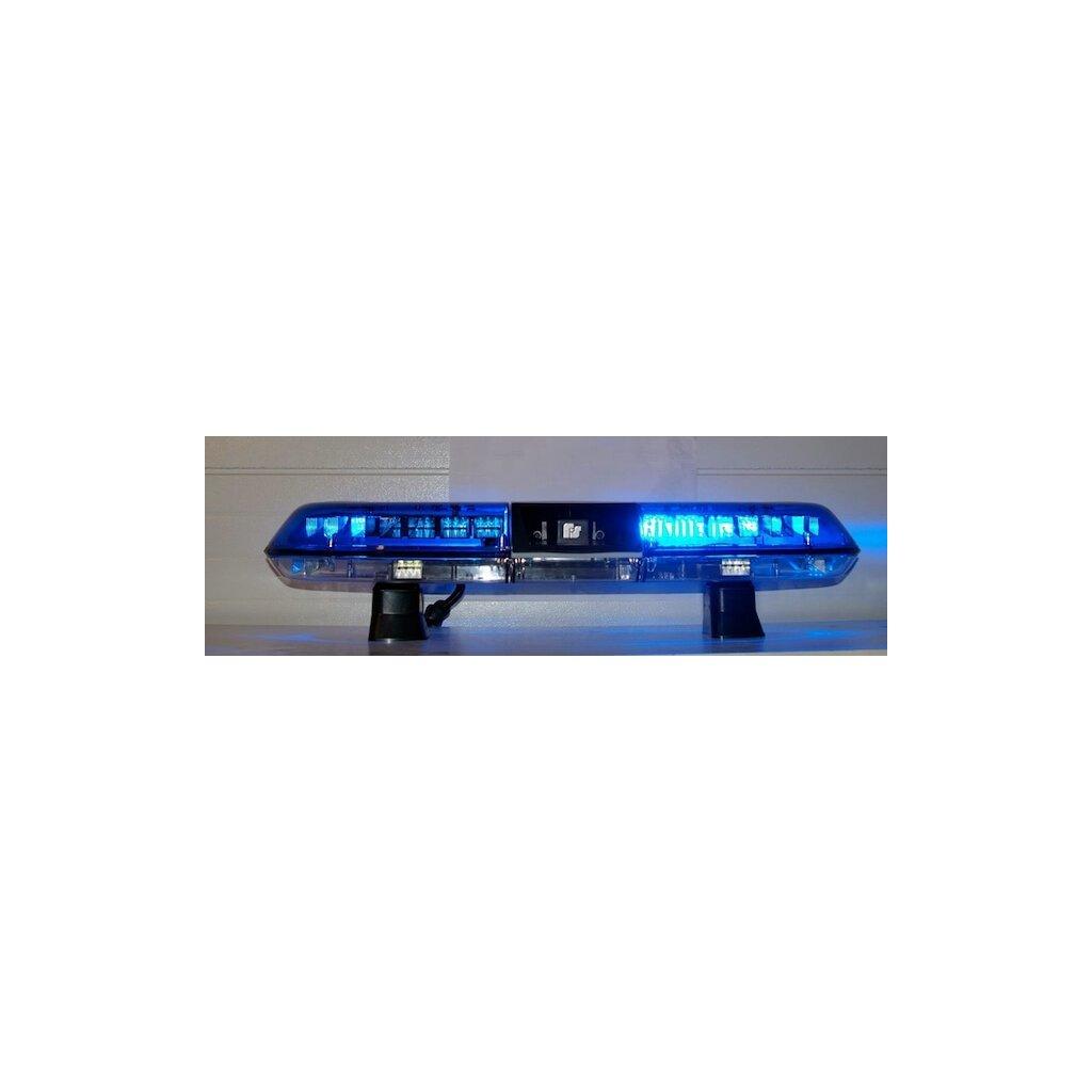 Majáková rampa Federal Signal Vama, VISTA, LED, barva modrá 2