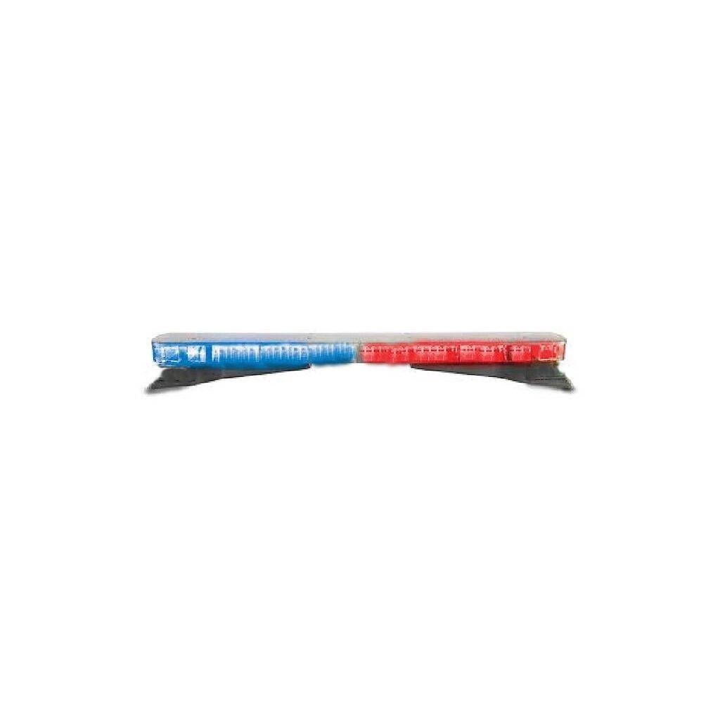 Majáková rampa Federal Signal Vama, LEGEND, LED, 45%22, barva modrá červená