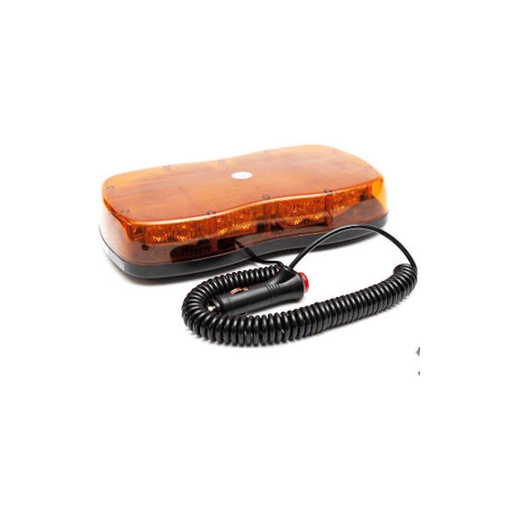 Majáková rampa Federal Signal Vama, MPL mini, barva oranžová 2