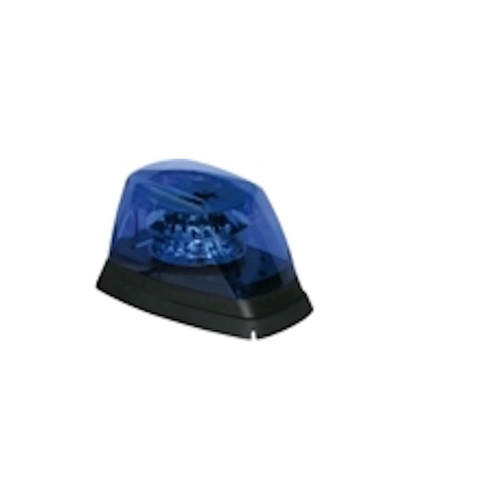 Maják Federal Signal Vama, TRIDENT, LED, barva modrá 2