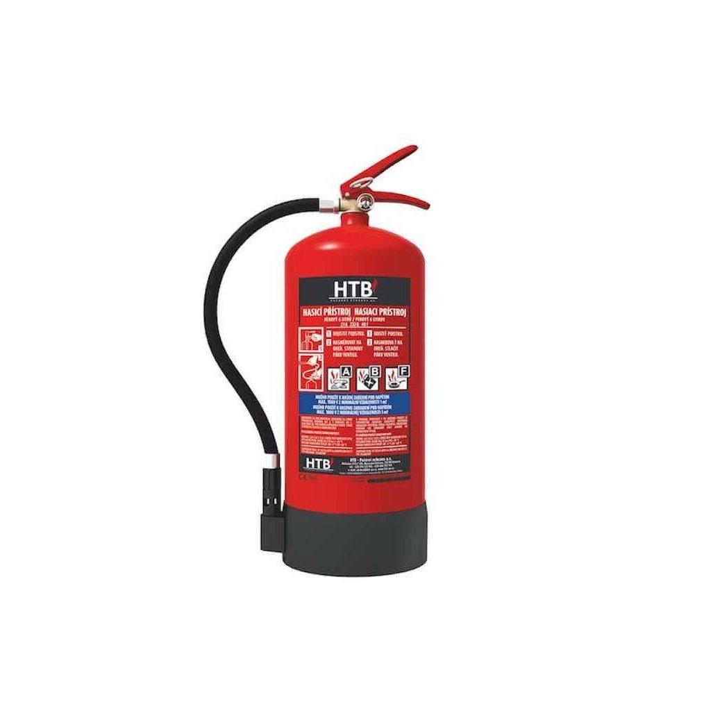 Hasicí přístroj pěnový HTB PE6ABF/MP (21A/233B/40F)