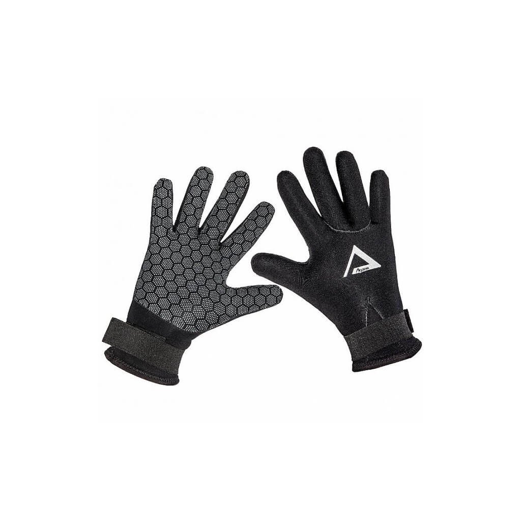Neoprenové rukavice do vody AGAMA Superstretch (5mm)