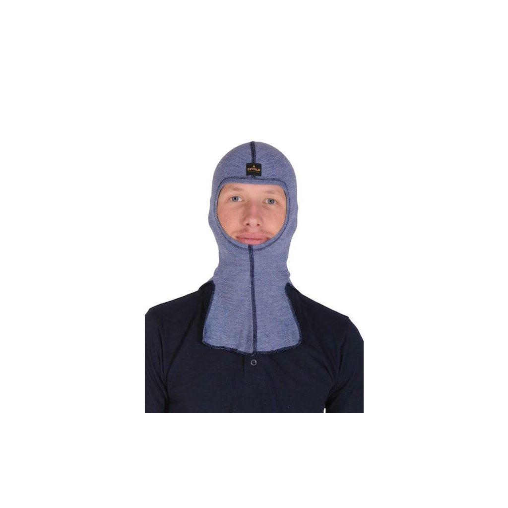 Zásahová kukla Devold TOTAL, jeden otvor pro obličej, EN ISO 11612 2