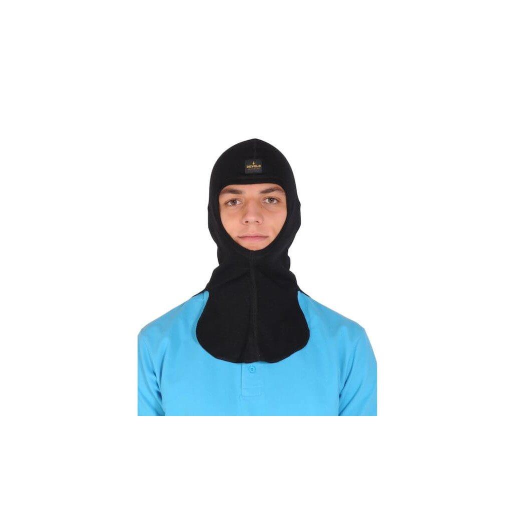 Zásahová kukla DEVOLD SAFE, jeden otvor pro obličej, EN ISO 11612