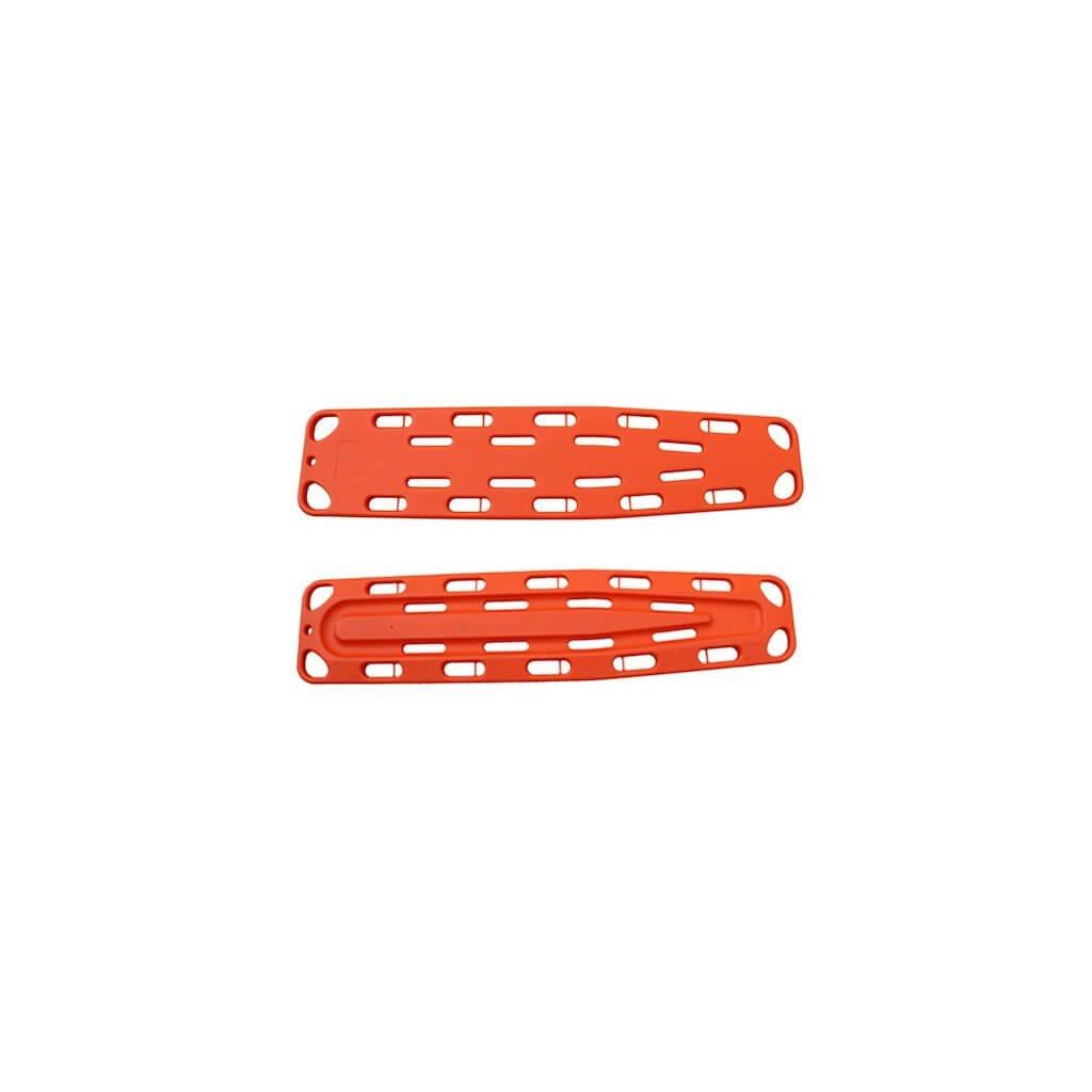 Páteřní deska pro transport pacienta (oranžová)