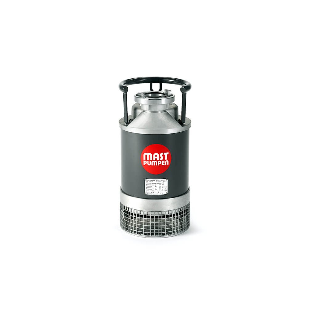 Čerpadlo ponorné Mast Pumpen, TP 8 1 DIN 14 425