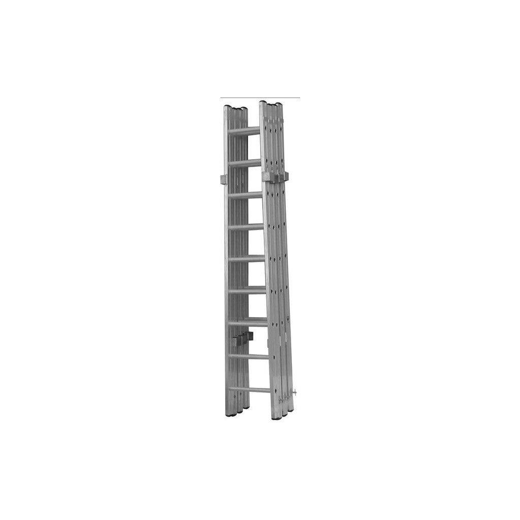 Žebřík nastavovací HYMER ze slitiny hliníkuŽebřík nastavovací HYMER ze slitiny hliníku (8,5m)