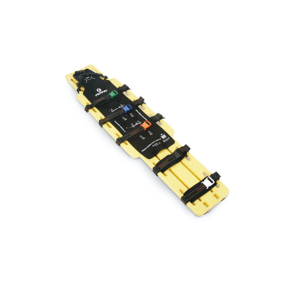 Páteřní deska FERNO Aqua Board (žlutá)