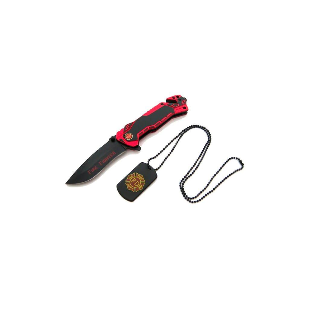 Osobní záchranářský nůž Albainox, Firefighter