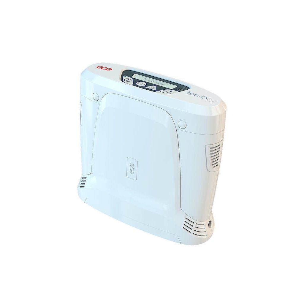 Přenosný koncentrátor kyslíku GCE HEALTHCARE, Zen-O lite, jedno 8-článková baterie