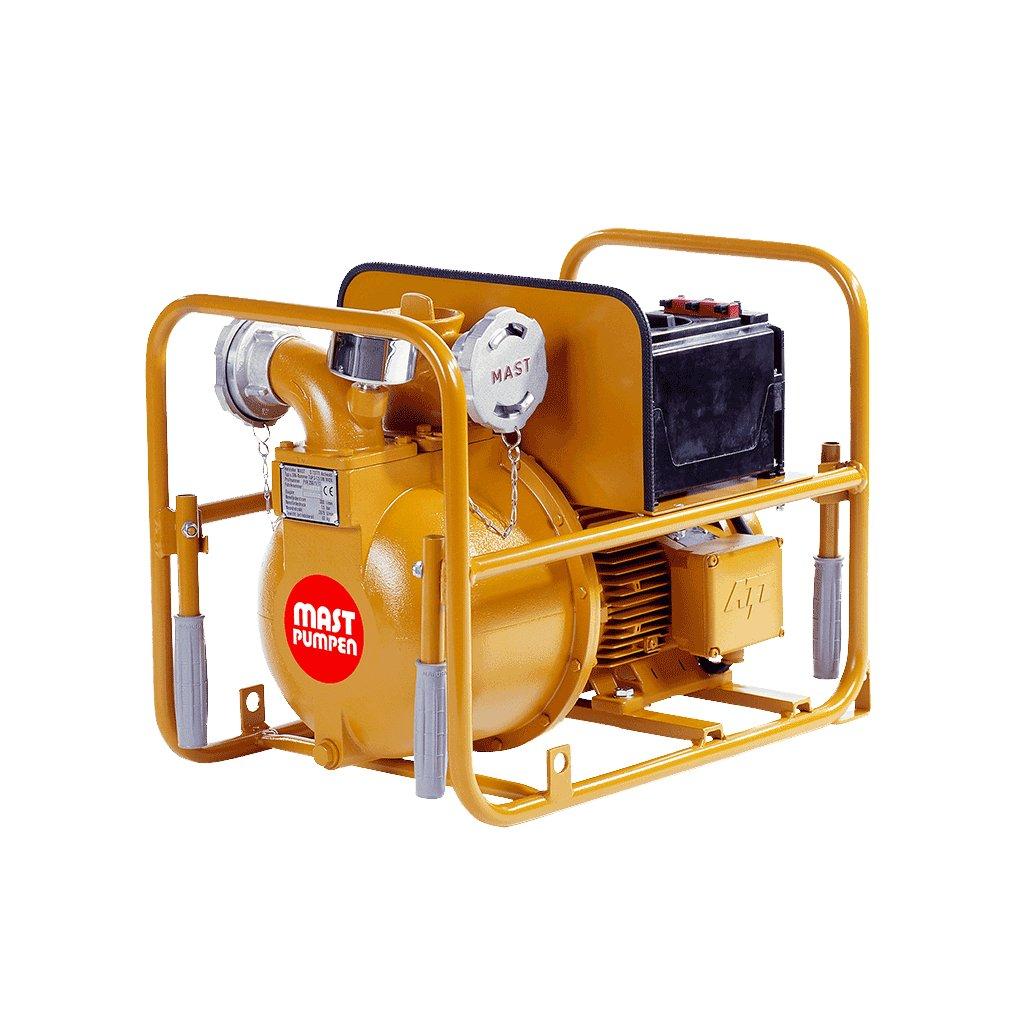 Čerpadlo na přepravu látek Mast Pumpen, 3 1,5 C : CL DIN 14 424