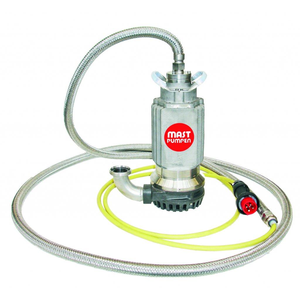 Čerpadlo na nebezpečné látky Mast Pumpen, IN EX 7 3 D dle DIN 14 555 T12