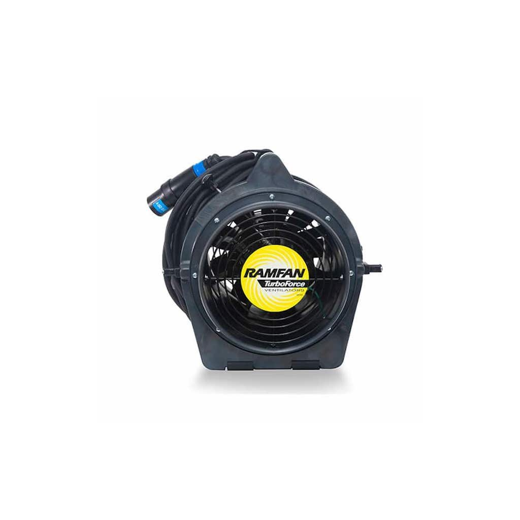Přetlakový ventilátor RAMFAN UB20xx 220V Ex (elektrický)