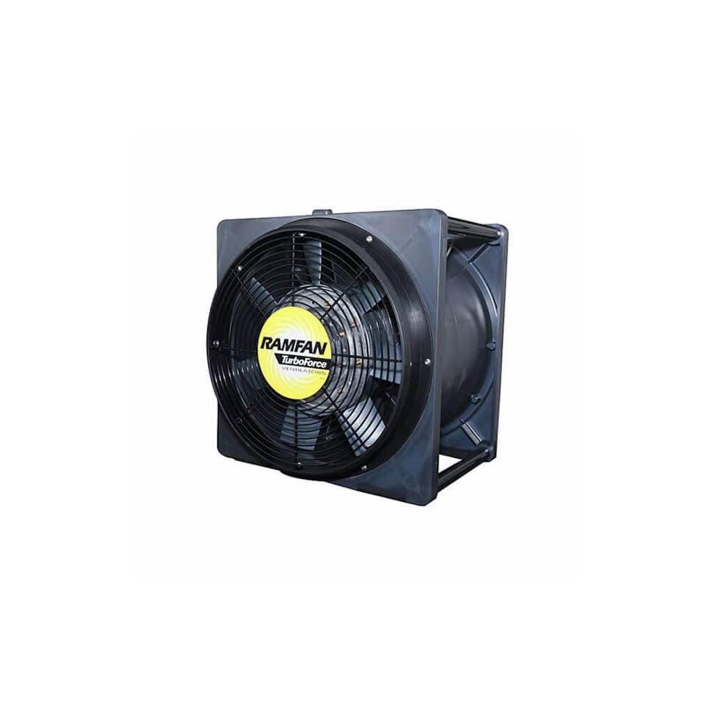 Přetlakový ventilátor RAMFAN EFI50xx 220V/0,37kW (elektrický)