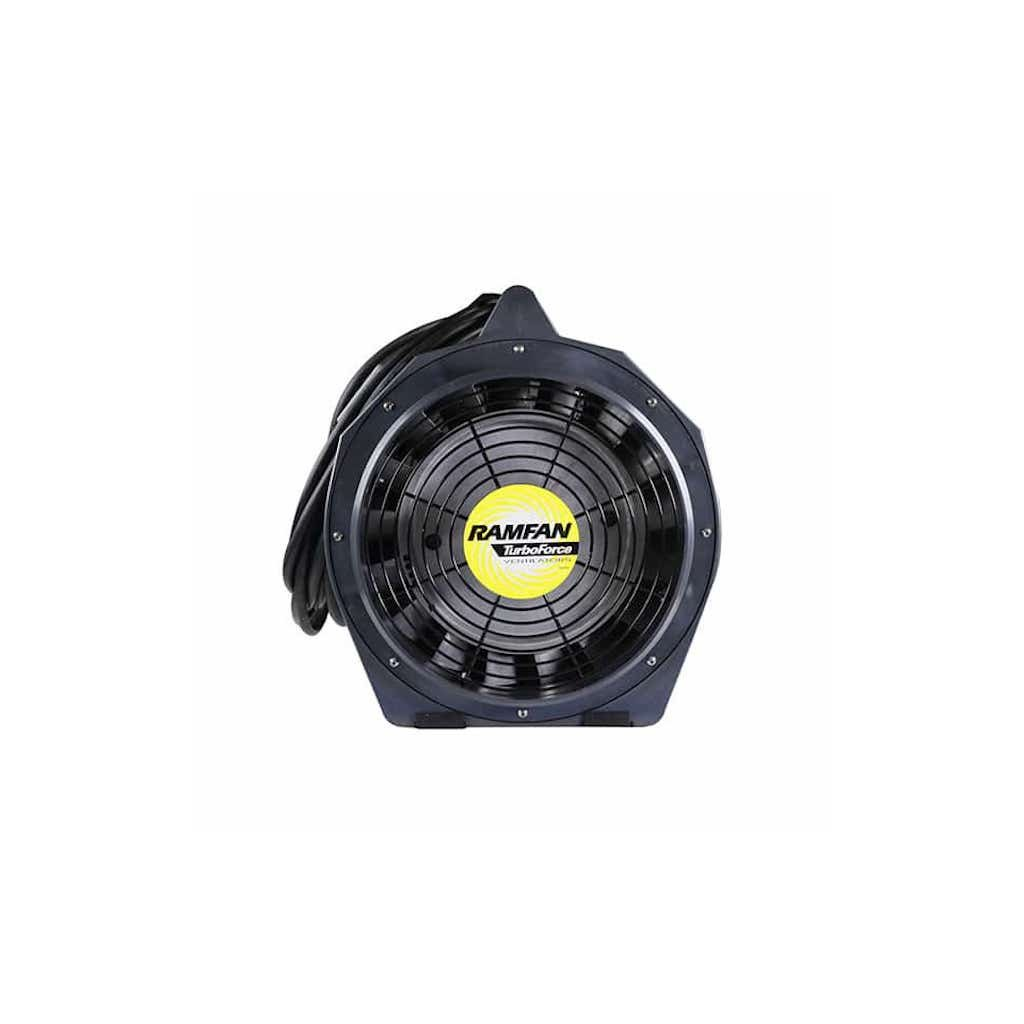 Přetlakový ventilátor elektrický RAMFAN, EFI75xx, 220V:0,56kW