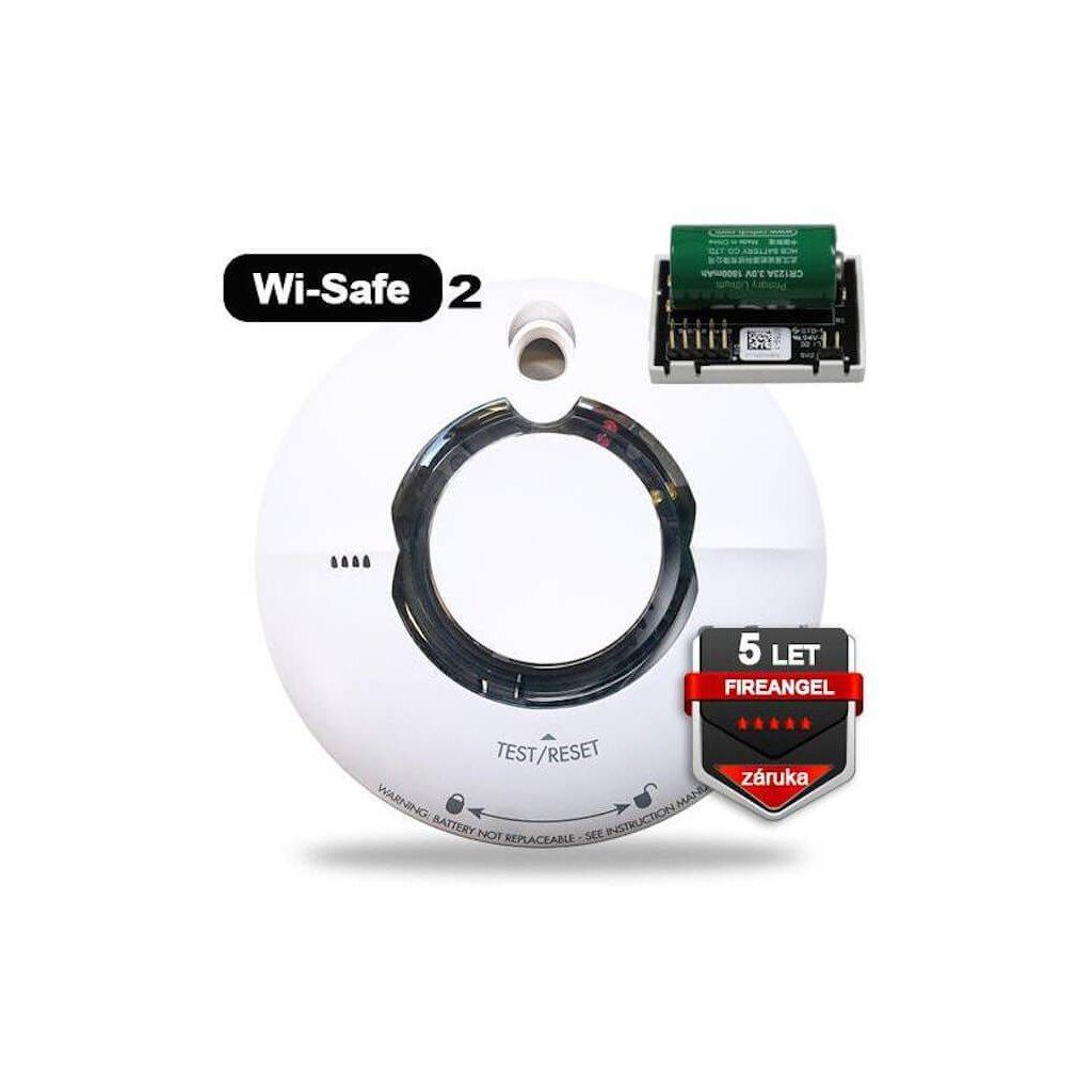 Požární hlásič FIREANGEL SET ST 630 + modul FireAngel W2