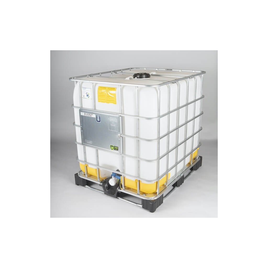 IBC kontejner 1000l UN EX, paleta ocel/plast - NOVÝ