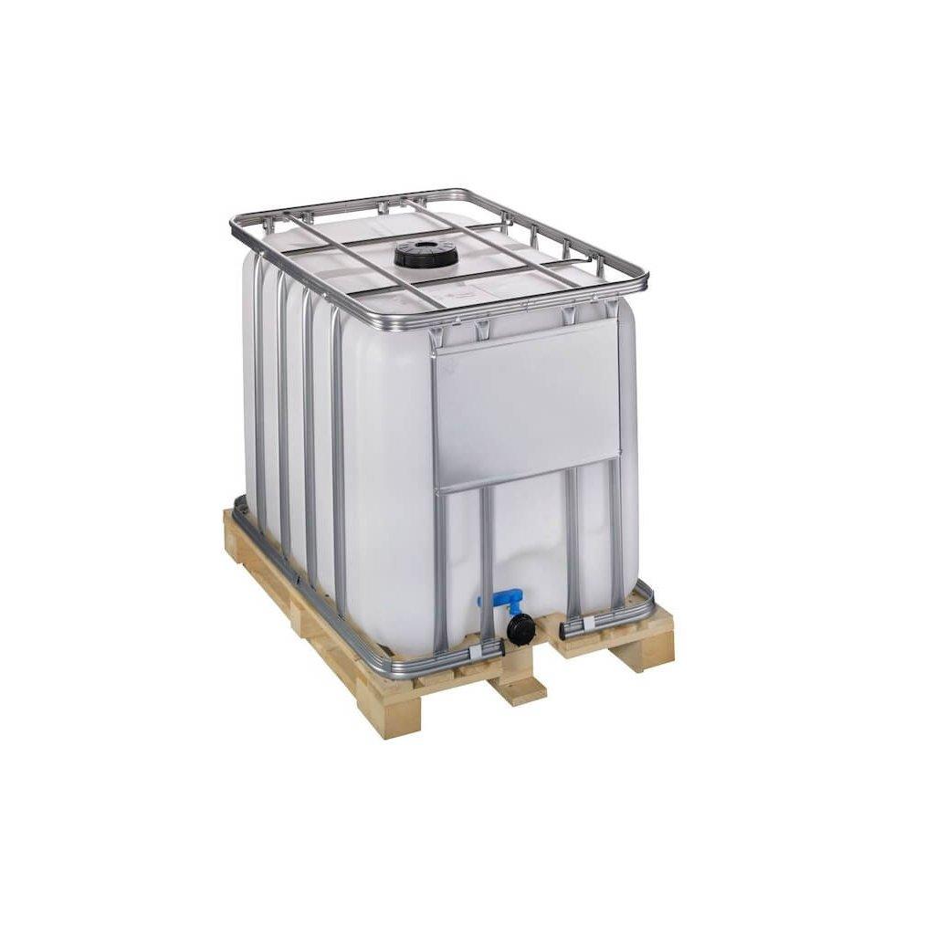 IBC kontejner 640L (paleta dřevo) REPAS