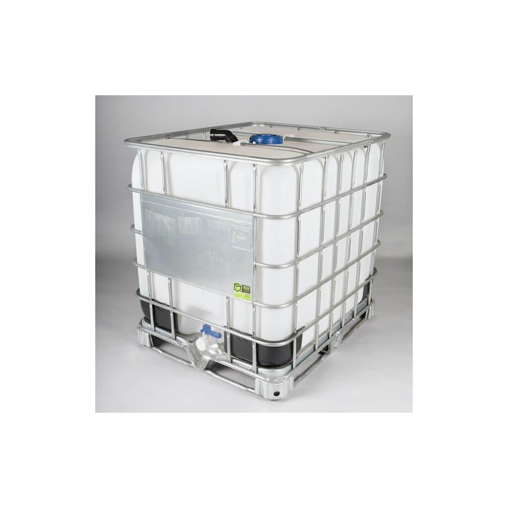 IBC kontejner 1000l, paleta ocel, ocel/plast - REKO