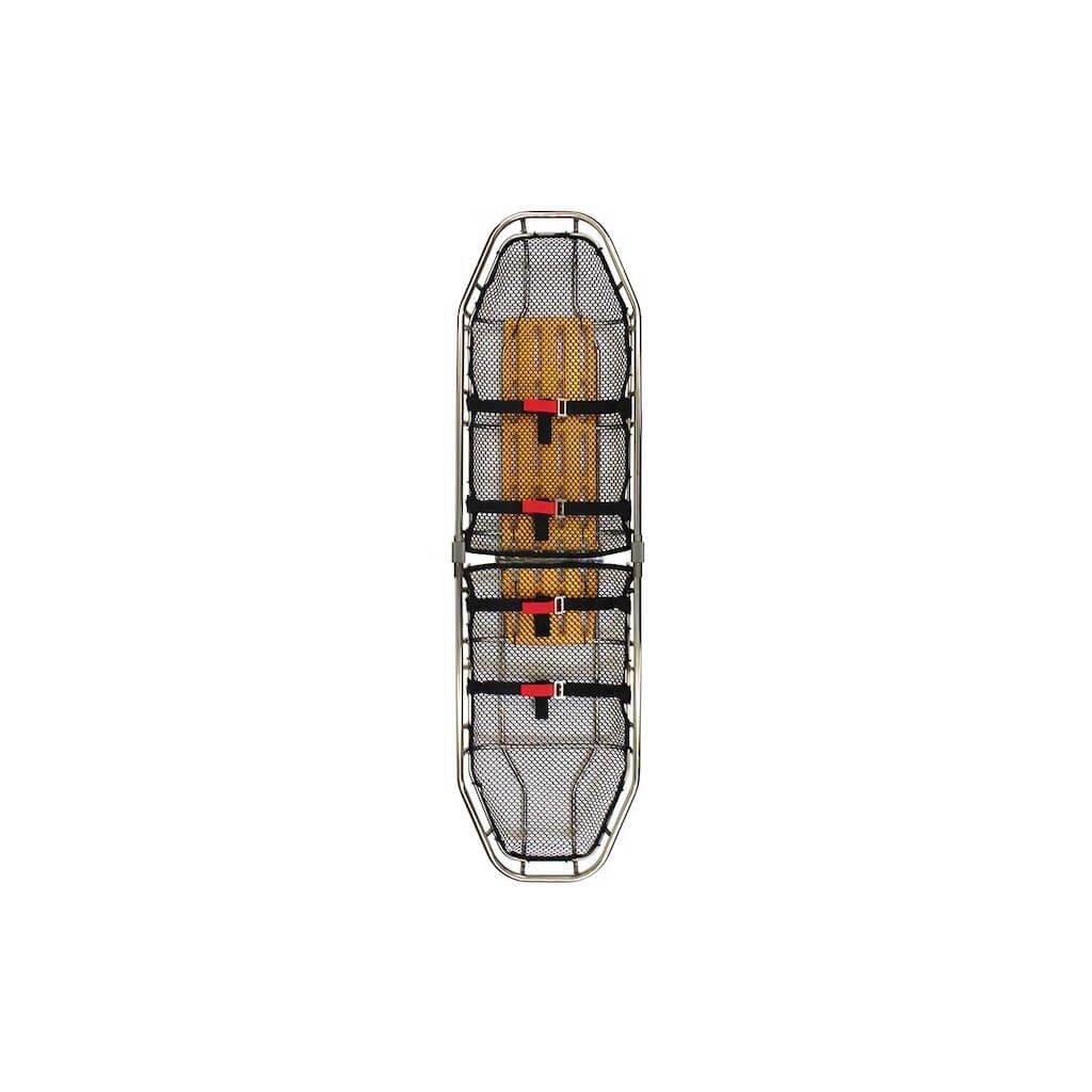 Košová nosítka rozdělitelné FERNO, titan materiál, vhodná pod vrtulník, tvar - pravidelný