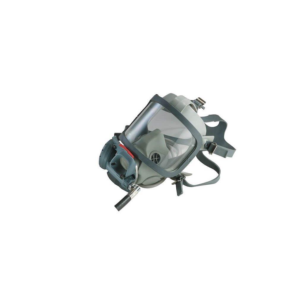 Maska s plicní automatikou MEVA Spiromatic S NR (náhlavní kříž)