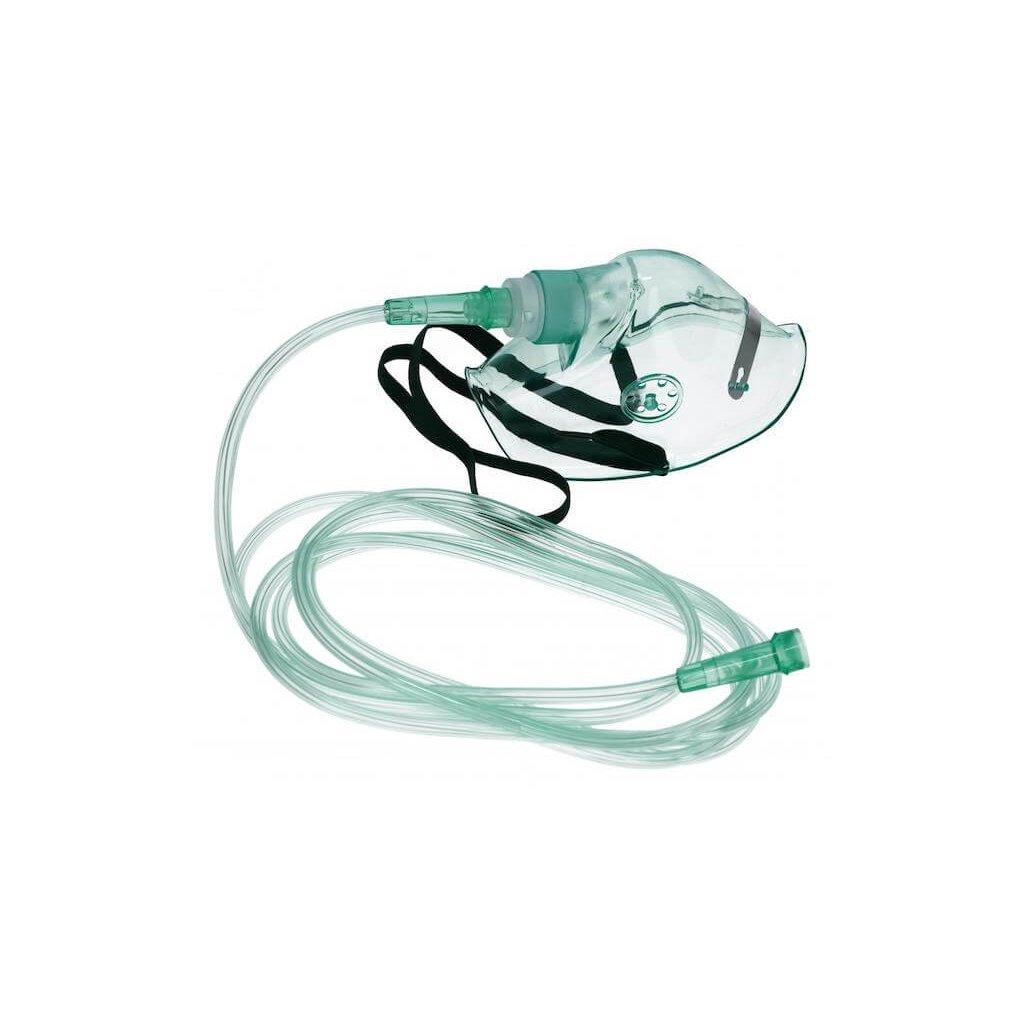 Kyslíková maska pro děti GL včetně hadičky (210cm)