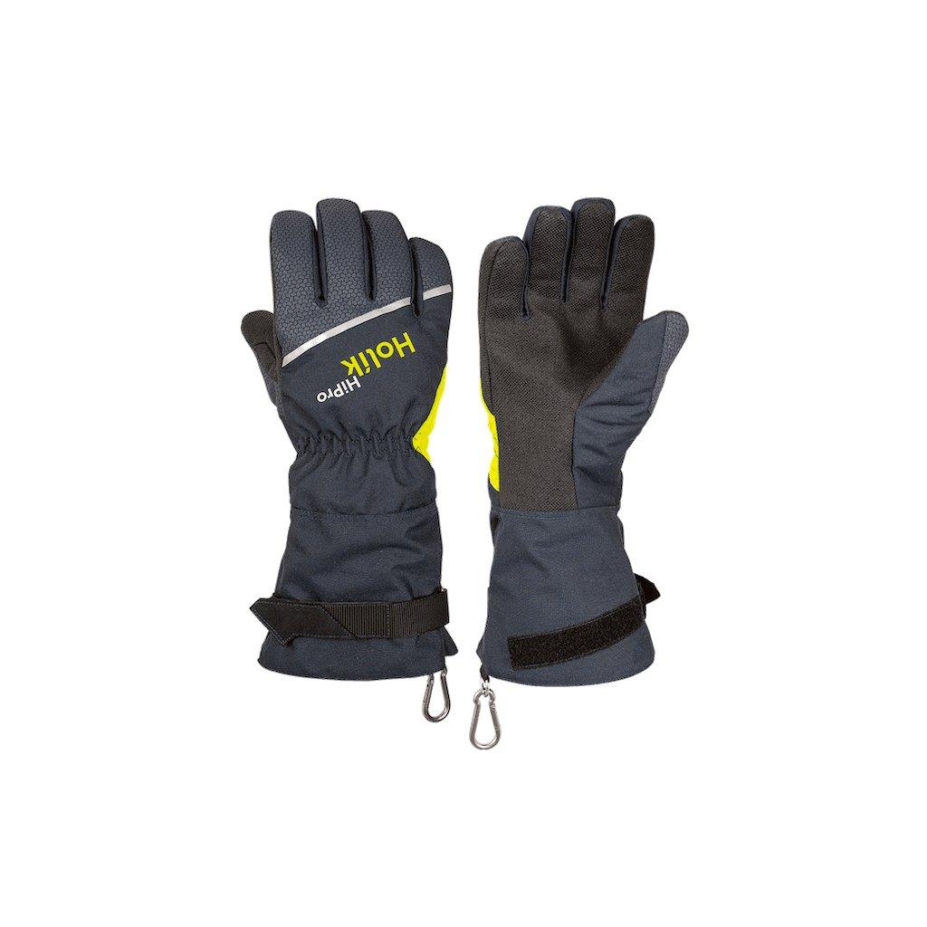 Zásahové ochranné rukavice HOLÍK Maris Long 8085-30 pro hasiče