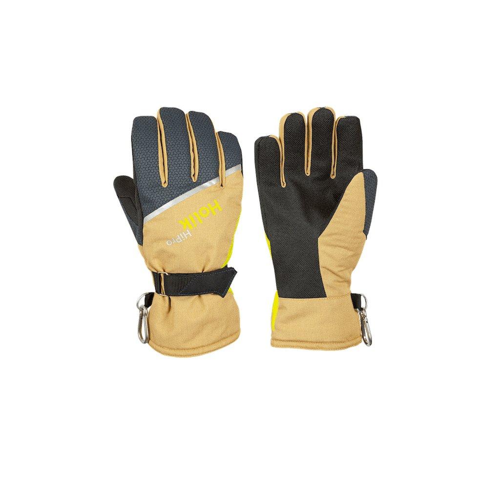 Zásahové ochranné rukavice HOLÍK Maris Compact Beige 8085-11 pro hasiče