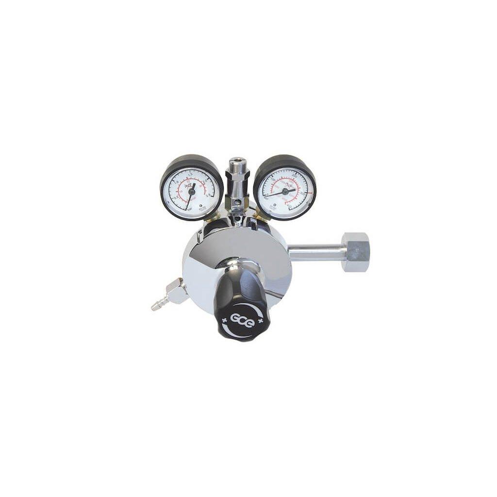 Lahvový redukční ventil GCE MMR MULTISTAGE 50 l/min (CO2)