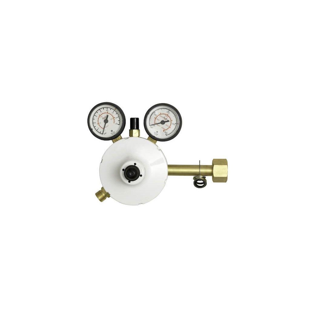 Lahvový redukční ventil GCE MMR MULTISTAGE 50l/min (O2)