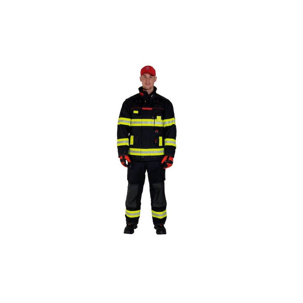 Třívrstvý zásahový ochranný oblek pro hasiče GOODPRO, FR3 FireRex plus