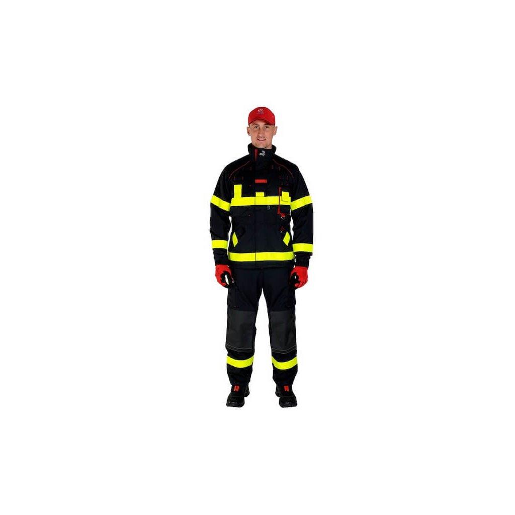 Jednovrstvý zásahový ochranný oblek pro hasiče GOODPRO, FR2 FireSnake