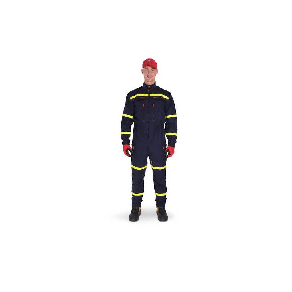 Jednovrstvá zásahová kombinéza pro hasiče GOODPRO, FR2 FireFalcon