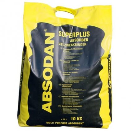 Sypký sorbent ABSODAN Super Plus DN 3 (10kg)