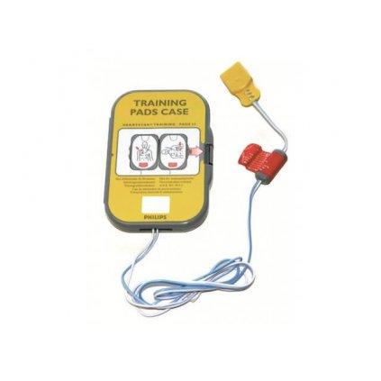 Nalepovací elektrody pro AED defibrilátor PHILIPS, HeartStart FRx tréninkové 2
