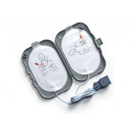 Nalepovací elektrody pro AED defibrilátor PHILIPS HearStart FRX (dospělého)