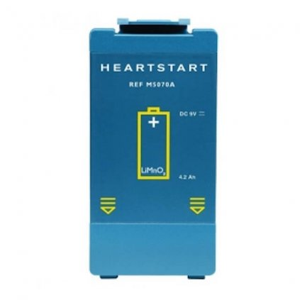 Baterie LiMnO2 pro AED defibrilátor PHILIPS, HeartStart FRx 2