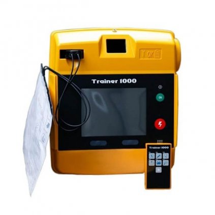 AED Defibrilátor Physio Control LIFEPAK 1000 trainer,05