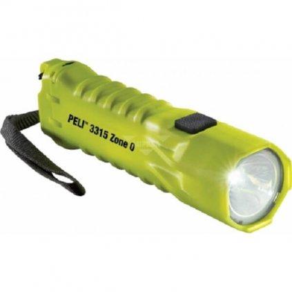 Svítilna na přilbu Peli, 3315 Z0 s Atexem