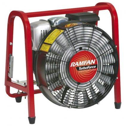 Přetlakový ventilátor RAMFAN, benzínoví Ramfan GF164SE 2
