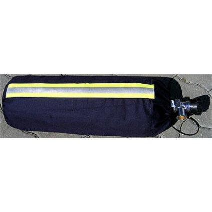Obal na tlakovou láhev 6,8 - 6,9 litrů, materiál NOMEX, polstrovaný