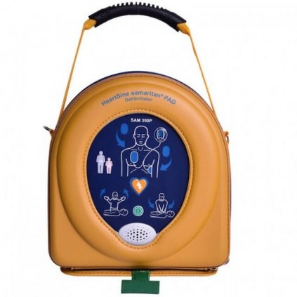 AED defibrilátor poloautomatický HEARTSINE, Samaritan PAD 350P (SAM 350P)