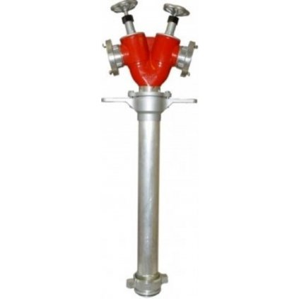 Hydrantový nástavec vřetenový DN80, 2 x B75