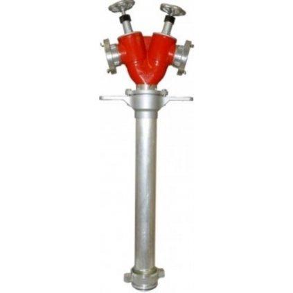Hydrantový nástavec vřetenový DN80 (2xB75)