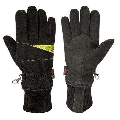 Zásahové ochranné rukavice pro hasiče Holík, Tiffany 8026