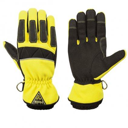 Technické ochranné rukavice pro záchranáře Holík, RESCUE Taipa 6508