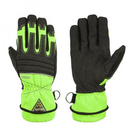 Technické ochranné rukavice pro záchranáře Holík, RESCUE Miwa 6507