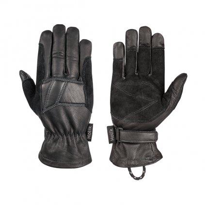 Slaňovací ochranné rukavice HOLÍK Rebecca 8624 RESCUE pro záchranáře