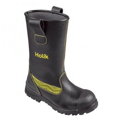 Zásahová ochranná obuv pro hasiče Holík, Lipa 7113
