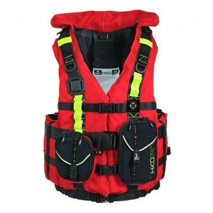 safety pro 1539.jpgZáchranná vesta HIKO, SAFETY PRO plovoucí vesta 2